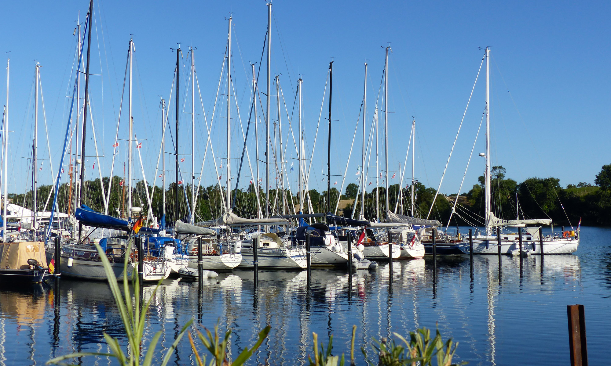 Yachtcharter Dänemark